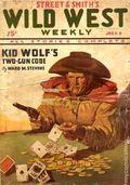 Wild West Weekly (1927-1943 Street & Smith) Pulp Vol. 94 #5