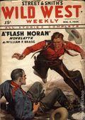 Wild West Weekly (1927-1943 Street & Smith) Pulp Vol. 95 #3