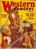 Western Ranger Stories (1953-1954 Popular) Pulp Vol. 1 #4