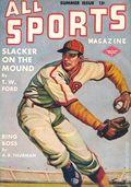 All Sports Magazine (1939-1951 Columbia Publications) Pulp Vol. 3 #3