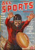 All Sports Magazine (1939-1951 Columbia Publications) Vol. 3 #4
