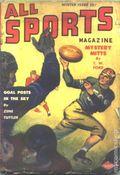 All Sports Magazine (1939-1951 Columbia Publications) Pulp Vol. 3 #5