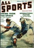All Sports Magazine (1939-1951 Columbia Publications) Pulp Vol. 3 #6