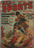 All Sports Magazine (1939-1951 Columbia Publications) Pulp Vol. 4 #1
