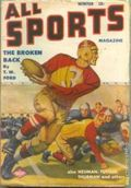 All Sports Magazine (1939-1951 Columbia Publications) Pulp Vol. 4 #2