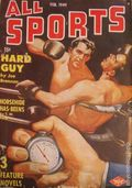 All Sports Magazine (1939-1951 Columbia Publications) Pulp Vol. 4 #4