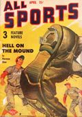 All Sports Magazine (1939-1951 Columbia Publications) Pulp Vol. 4 #5