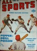 All Sports Magazine (1939-1951 Columbia Publications) Pulp Vol. 4 #6