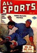 All Sports Magazine (1939-1951 Columbia Publications) Pulp Vol. 5 #1