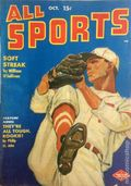 All Sports Magazine (1939-1951 Columbia Publications) Vol. 5 #2