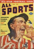 All Sports Magazine (1939-1951 Columbia Publications) Pulp Vol. 5 #3