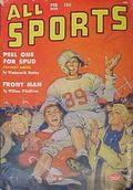 All Sports Magazine (1939-1951 Columbia Publications) Pulp Vol. 5 #4