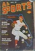 All Sports Magazine (1939-1951 Columbia Publications) Pulp Vol. 5 #5