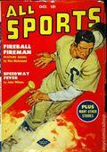 All Sports Magazine (1939-1951 Columbia Publications) Pulp Vol. 6 #2