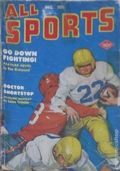 All Sports Magazine (1939-1951 Columbia Publications) Pulp Vol. 6 #3