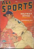 All Sports Magazine (1939-1951 Columbia Publications) Pulp Vol. 6 #5