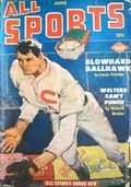 All Sports Magazine (1939-1951 Columbia Publications) Pulp Vol. 6 #6