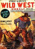Wild West Weekly (1927-1943 Street & Smith) Pulp Vol. 97 #6