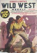 Wild West Weekly (1927-1943 Street & Smith) Pulp Vol. 98 #1