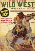 Wild West Weekly (1927-1943 Street & Smith) Pulp Vol. 98 #2