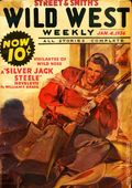 Wild West Weekly (1927-1943 Street & Smith) Pulp Vol. 99 #1