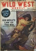 Wild West Weekly (1927-1943 Street & Smith) Pulp Vol. 99 #3
