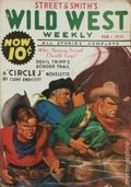 Wild West Weekly (1927-1943 Street & Smith) Pulp Vol. 99 #5