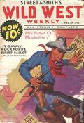Wild West Weekly (1927-1943 Street & Smith) Pulp Vol. 99 #6