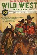 Wild West Weekly (1927-1943 Street & Smith) Pulp Vol. 100 #2