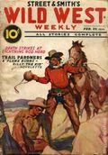 Wild West Weekly (1927-1943 Street & Smith) Pulp Vol. 100 #3