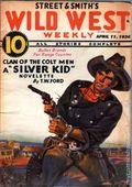 Wild West Weekly (1927-1943 Street & Smith) Pulp Vol. 101 #3