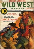 Wild West Weekly (1927-1943 Street & Smith) Pulp Vol. 101 #5