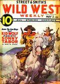 Wild West Weekly (1927-1943 Street & Smith) Pulp Vol. 101 #6