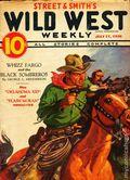 Wild West Weekly (1927-1943 Street & Smith) Pulp Vol. 103 #4