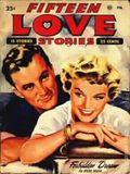 Fifteen Love Stories (1949-1955 Fictioneers) Pulp Vol. 4 #1
