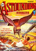 Astounding Stories (1931-1938 Clayton/Street and Smith) Pulp Vol. 7 #2