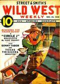 Wild West Weekly (1927-1943 Street & Smith) Pulp Vol. 106 #6