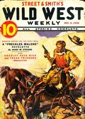 Wild West Weekly (1927-1943 Street & Smith) Pulp Vol. 107 #1