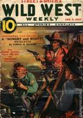 Wild West Weekly (1927-1943 Street & Smith) Pulp Vol. 107 #5