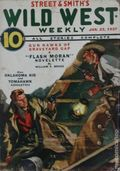 Wild West Weekly (1927-1943 Street & Smith) Pulp Vol. 108 #2
