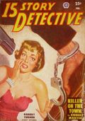 15 Story Detective (1950-1951 Popular Publication) Pulp Vol. 2 #3