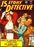 15 Story Detective (1950-1951 Popular Publication) Pulp Vol. 3 #3