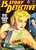 15 Story Detective (1950-1951 Popular Publication) Pulp Vol. 3 #4
