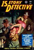 15 Story Detective (1950-1951 Popular Publication) Pulp Vol. 4 #3