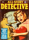 All Story Detective (1949 Popular Publication) Pulp Vol. 1 #1