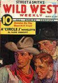 Wild West Weekly (1927-1943 Street & Smith) Pulp Vol. 109 #3
