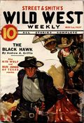 Wild West Weekly (1927-1943 Street & Smith) Pulp Vol. 110 #4