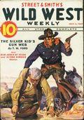 Wild West Weekly (1927-1943 Street & Smith) Pulp Vol. 112 #1