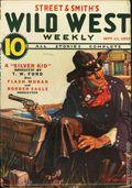 Wild West Weekly (1927-1943 Street & Smith) Pulp Vol. 113 #5
