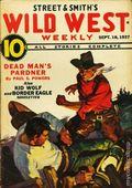 Wild West Weekly (1927-1943 Street & Smith) Pulp Vol. 113 #6